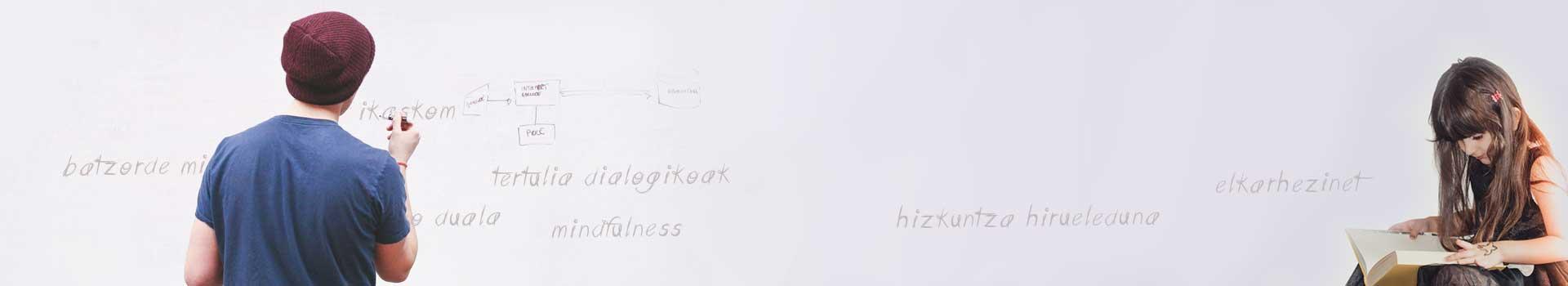 Proiektuak · Elkar Hezi