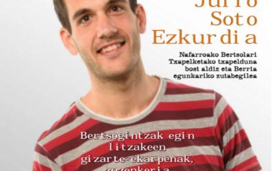 AFARI-TERTULIA  Julio  Soto  Ezkurdiarekin.  ABENDUAK  4.